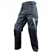 Oxford Spartan Textile Trousers Black